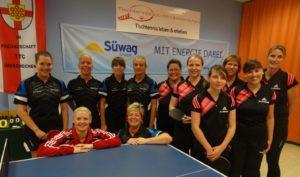 Saisonstart der Damenmannschaft 2015