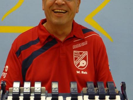 Winfried Reh wird 70
