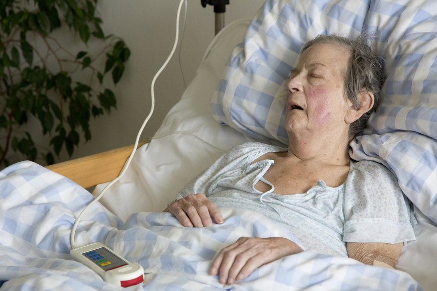Zuhause bleiben können bis zuletzt. Dabei hilft die Hospizhilfe Goldener Grund e.V.