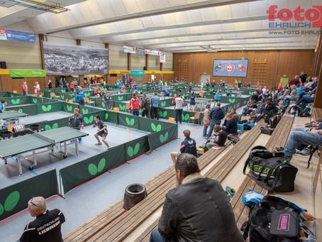 Deutsche Jugendmeisterschaften (U25) im Para-Tischtennis