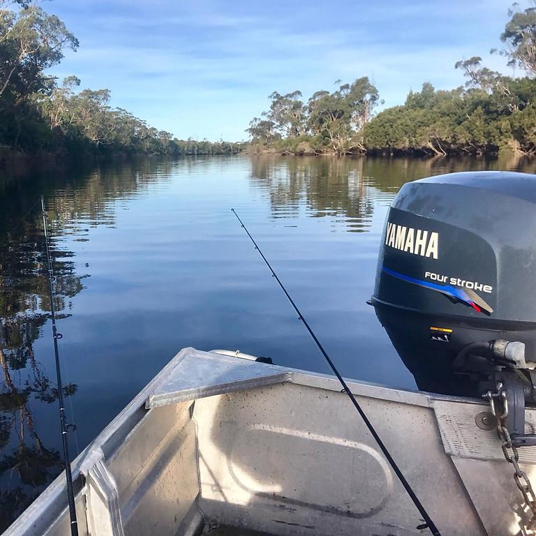 Toonalook Fishing Club Weekly Meeting