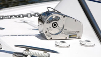 Anchor Winch Install