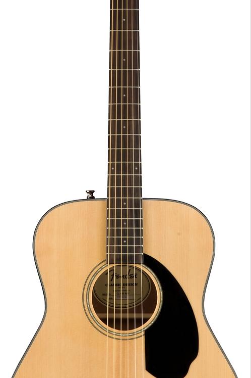 FENDER CC60 S Concert Acoustic Natural