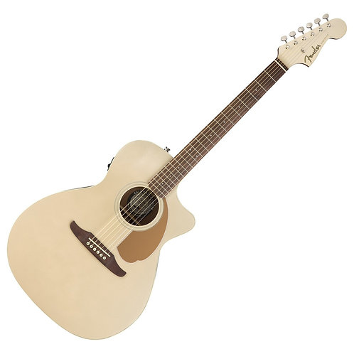 Fender Newpoorter Electro Acoustic Champagne
