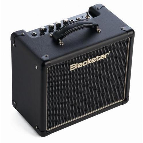 blackstar ht 1r 1 watt valve combo electric guitar amp with reverb. Black Bedroom Furniture Sets. Home Design Ideas