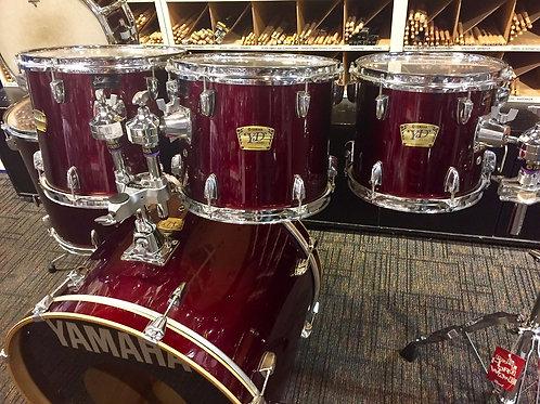 Yamaha YD 6PC Drum Kit Wine Red