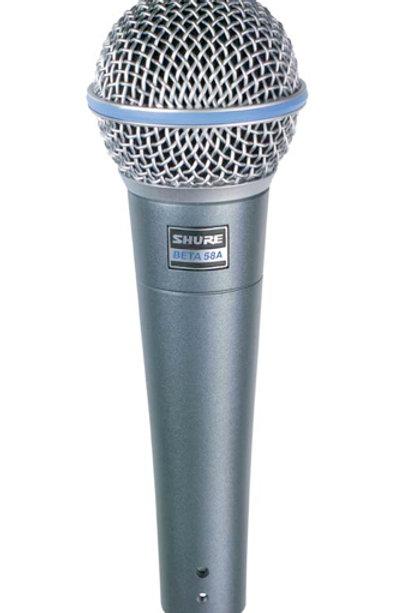 Shure SM58a Beta Vocal Microphone