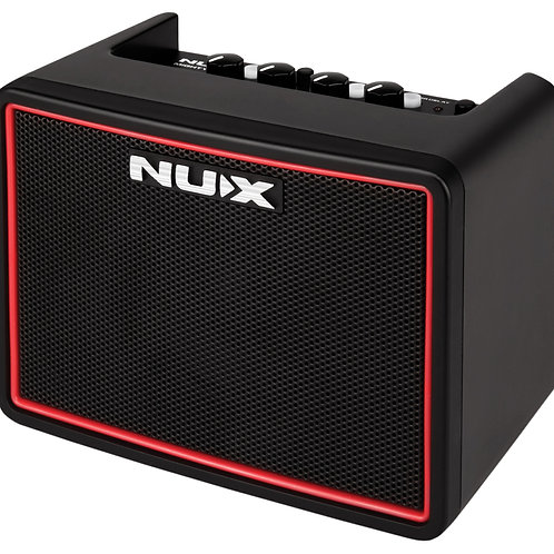 NUX Mighty Lite Portable Guitar Bluetooth Amplifier