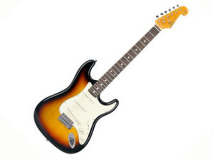 SX Vintage Series Strat Electric Guitar Sunburst