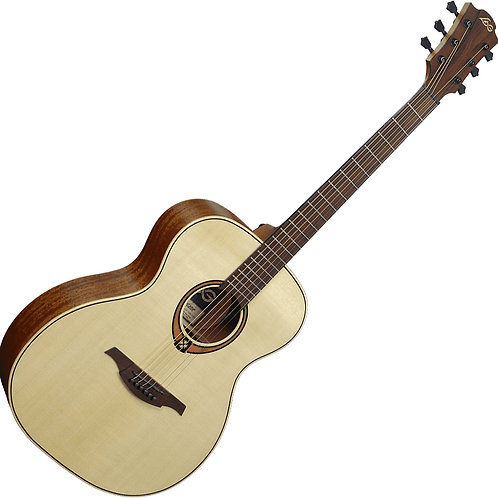 LAG T88A Auditorium Solid Top Acoustic Guitar