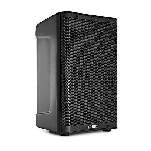 """2x QSC Powered (Active) 12"""" Speakers -2000watt"""