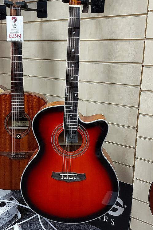 Tanglewood DBT SJCE Jumbo Acoustic Guitar