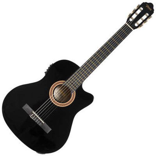 Valencia Electro Classical Guitar - 4/4 Size