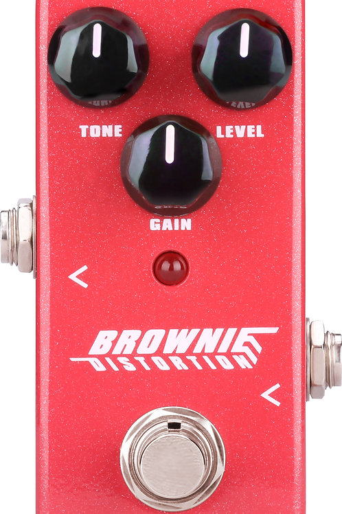 NUX Brownie Distortion Pedal