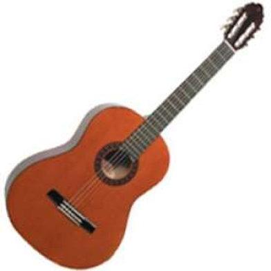 Valencia Classical Guitar Nylon Strings - 4/4 Size INC GIG BAG