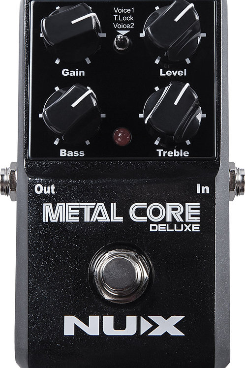 NuX Metal Core Deluxe Pedal