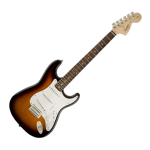 Squier by Fender Affinity Stratocaster Electric Guitar Sunburst