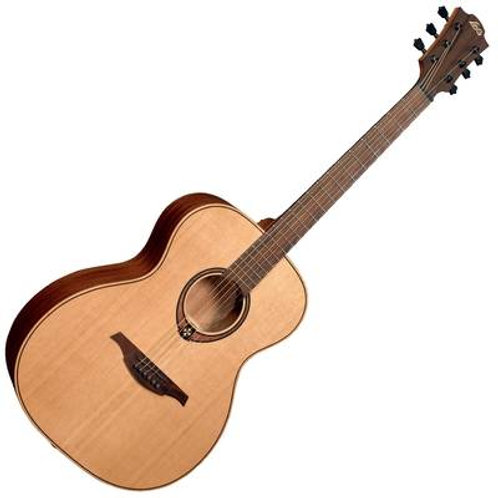 LAG T170 A Auditorium Solid Top Acoustic Guitar