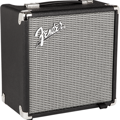 FENDER RUMBLE 15 COMBO BASS GUITAR AMP