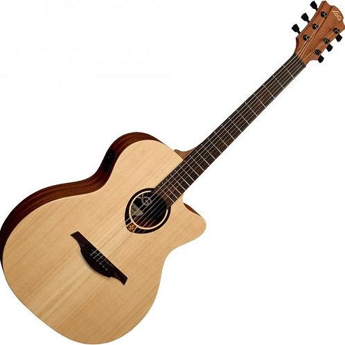 LAG T70A CE Auditorium Electro-Acoustic Guitar