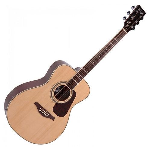Vintage V300 Solid Top Starter Acoustic Guitar