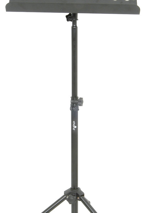 Solid Back Conductor Music Stand