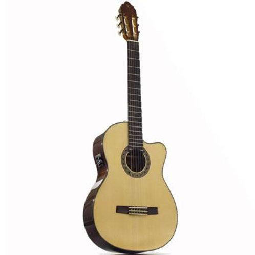 Valencia 504 Electro Classical Guitar - 4/4 Size