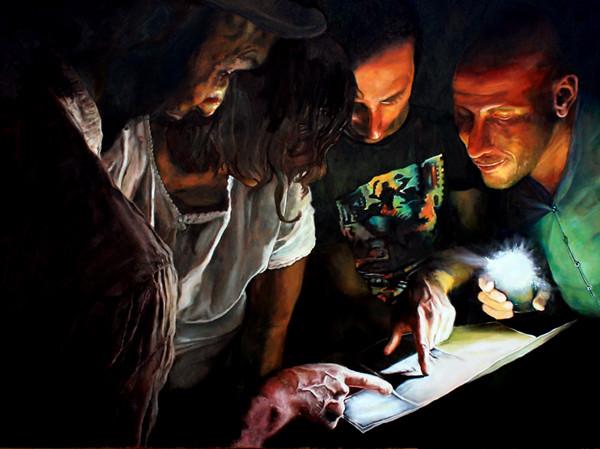 קורס ציור ורישום פיגורטיבי