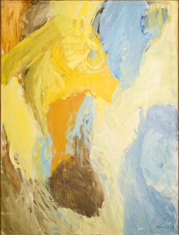 אלימה ריטה, ללא כותרת, אוסף מוזיאון חיפה לאמנות