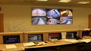 Begin High Way Control Room