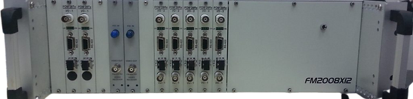 Fiber Optic Receiver, Rack Mount For Fom 28 Product Line