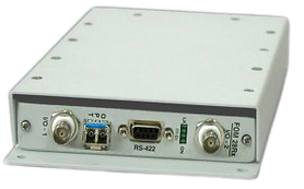 Fiber Optic Receiver Modem for Telemetry