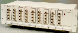 Industrial Fiber Optic Solutions-19-Rack-Modems