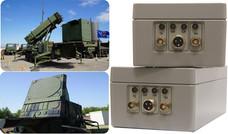 Fiber Optic Communication Link For Rathyion's Patriot Missile