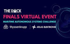 Finals Virtual Event: Maritime Autonomous Systems Challenge