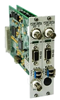 Fiber Optic Modem FOM-28T-Rx -1MM-Rack image