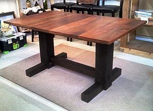 Superieur 60 L X 36 W Mahogoney Pedestal Table Dining