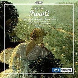 CD-Aufnahme von Leo Falls Paroli mit Dirigent Axel Kober