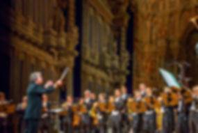 Axel Kober dirigiert das Blechbläser-Benefizkonzert in Bayreuth
