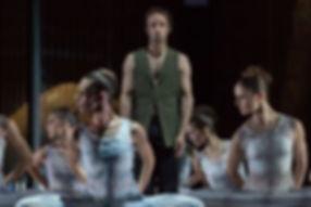 Schwanensee Premiere an der Deutschen Oper am Rhein unter der musikalischen Leitung von Axel Kober