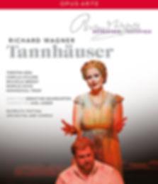 DVD-Aufnahme von Richard Wagners Tannhäuser bei den Bayreuther Festspielen unter musikalischen Leitung von Axel Kober