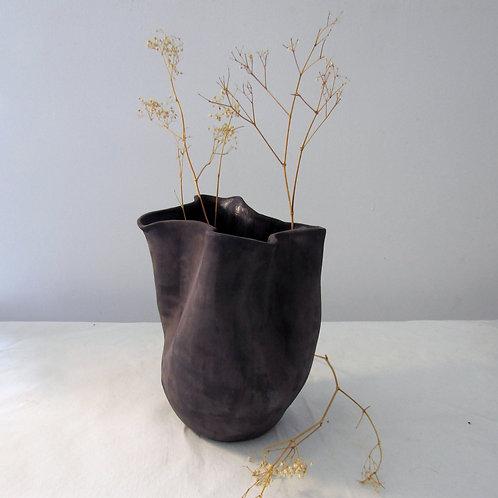 Vase en céramique fait main