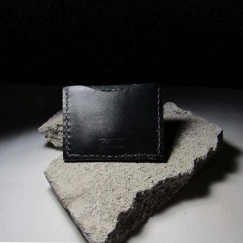 Portefeuille minimaliste en cuir / Fait à la main / Pour Homme et Femme