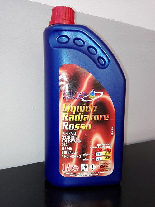 BS 02 010 Prodotti Servizio - antigelo radiatore rosso