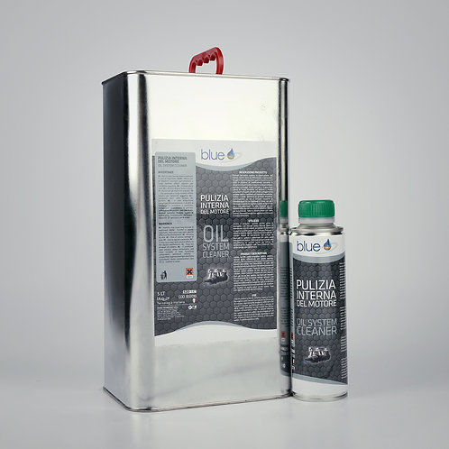 BO 01 035 Additivi olio motore - pulizia interna motore
