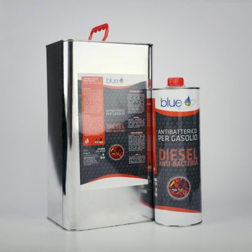 BD 06 010 Gasolio - antibatterico
