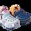 Thumbnail: Кроксы Капика светящиеся