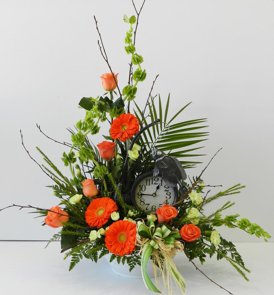 Annet Fleuriste D01