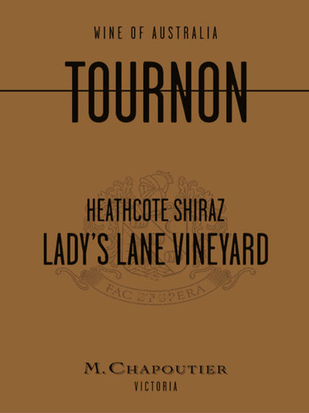 Tournon Lady's Lane Vineyard