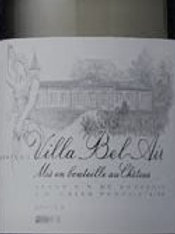 Chateau Villa Bel-Air Blanc